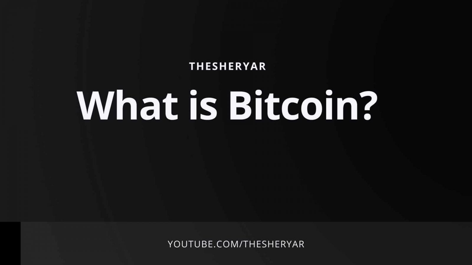 "Image with Text ""what is bitcoin"""